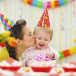 Happy Birthday HD Wallpapers and Pics Mom+baby